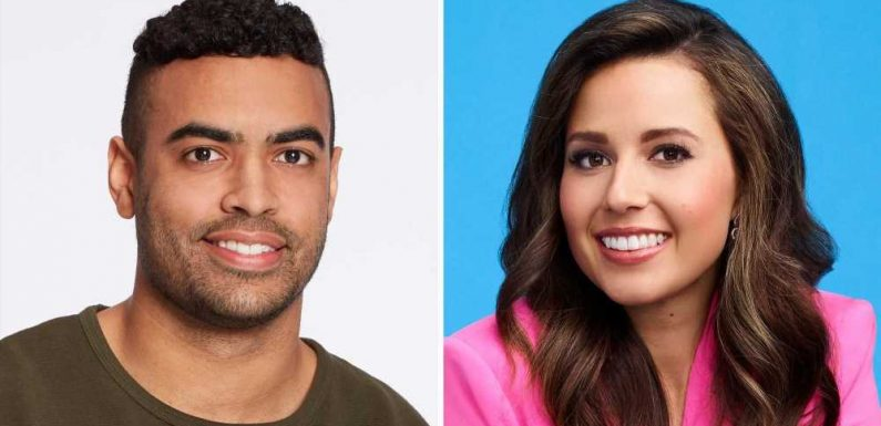 Katie Thurston Reacts to Justin Glaze Being 'Blindsided' by Their Split