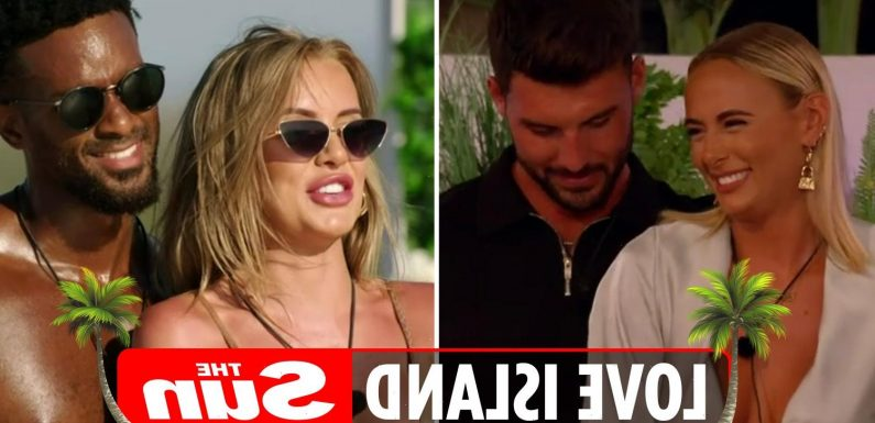 Love Island shock for Faye and Liam as cast's parents will enter villa to say EXACTLY what they think of their partners