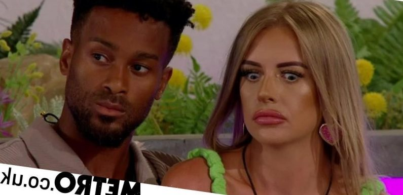 Love Island's Faye apologises to Teddy and hopes they can U-turn split