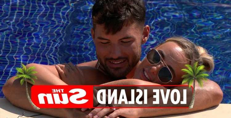 Love Island's Liam jumps back into bed with Millie – but she gives him strict rules after he cheated