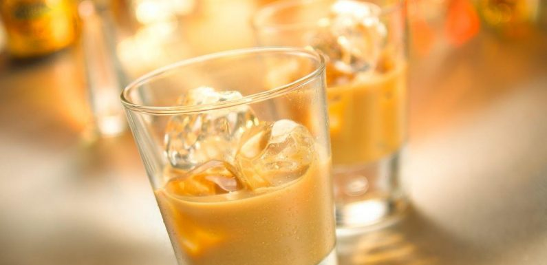 Morrisons is selling apple pie flavour Baileys and it looks delicious