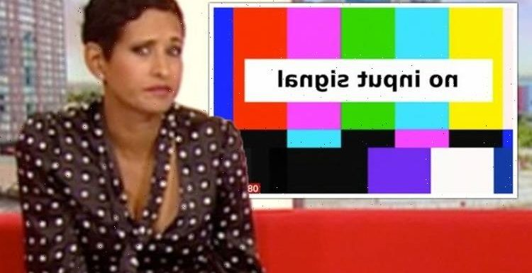 Naga Munchetty forced to step in as BBC co-stars report cut off I'm going to jump in