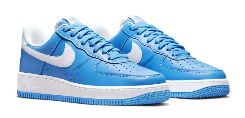 """Nike Dusts the Air Force 1 Low in """"Powder Blue"""""""