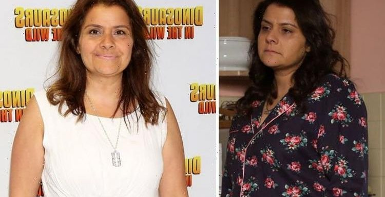 Nina Wadia: EastEnders star claims her long-term memory suffered after joining BBC soap