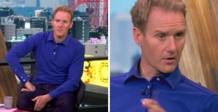 Olympic Breakfast suffers green screen blunder as BBC viewers spot glitch Whoopsie!