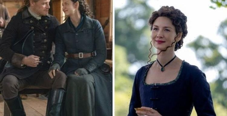 Outlander blunder: Claire Frasers first scene suffers glaring error – did you spot it?