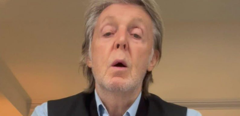 Paul McCartney to Share The Beatles Unrecorded Song in Lyrics Book
