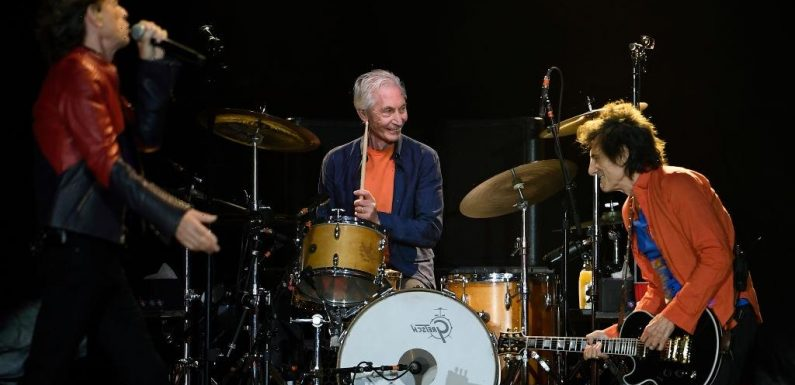 Rolling Stones Remember Charlie Watts With Video Tribute to Drummer