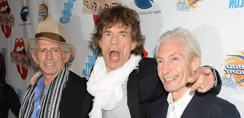 Rolling Stones drummer Charlie Watts once punched Mick Jagger in the face