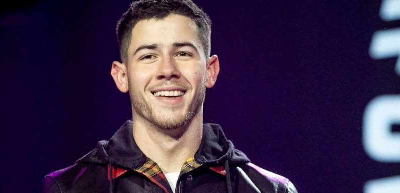 See 1st photo of Nick Jonas as Frankie Valli in upcoming 'Jersey Boys' musical movie event