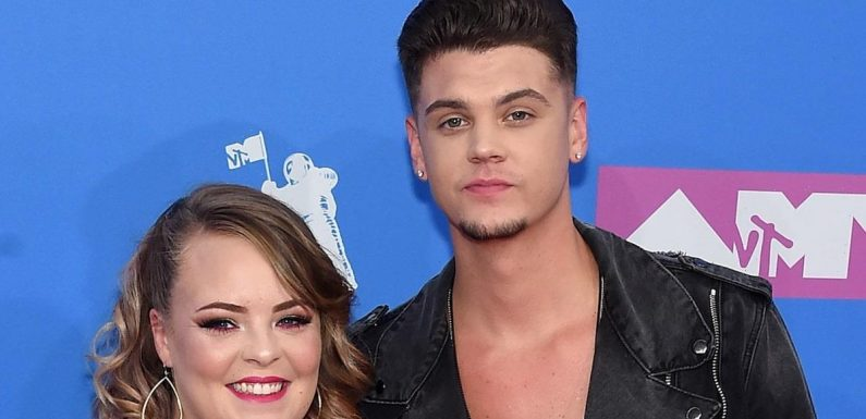 Teen Mom Stars Catelynn Lowell and Tyler Baltierra Welcome Fourth Baby
