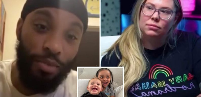 Teen Mom's Kailyn Lowry takes a swipe at her ex Chris Lopez saying he 'forgets to show up' for the kids in new clip