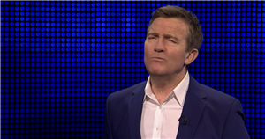 The Chases Bradley Walsh left red-faced after players flirty willy comment