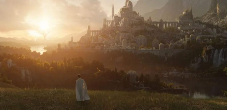 'The Lord of the Rings' TV Series Sets Amazon Premiere Date and Releases First-Look Image