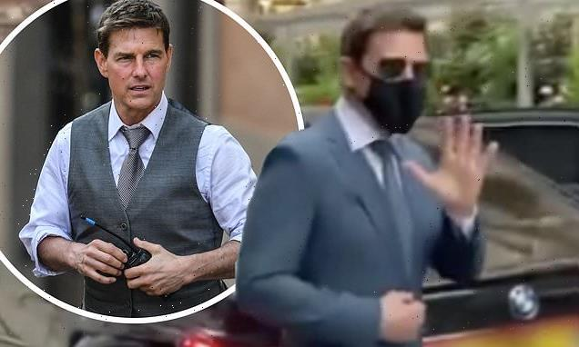 Tom Cruise 'has thousands of pounds worth of luggage stolen'