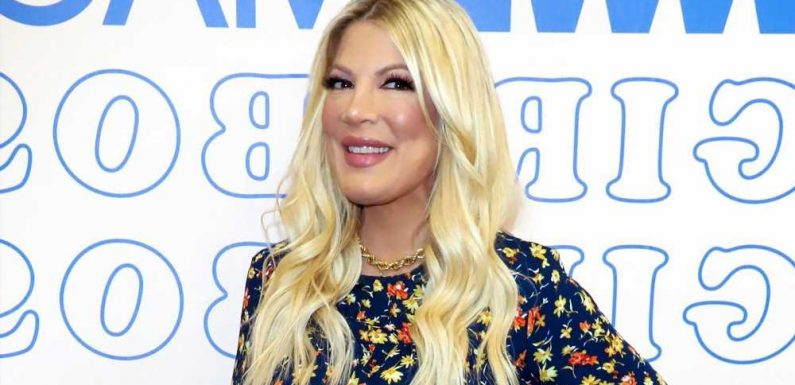Tori Spelling Is 'Encouraging' Kids to Stay in Their Beds After Co-Sleeping