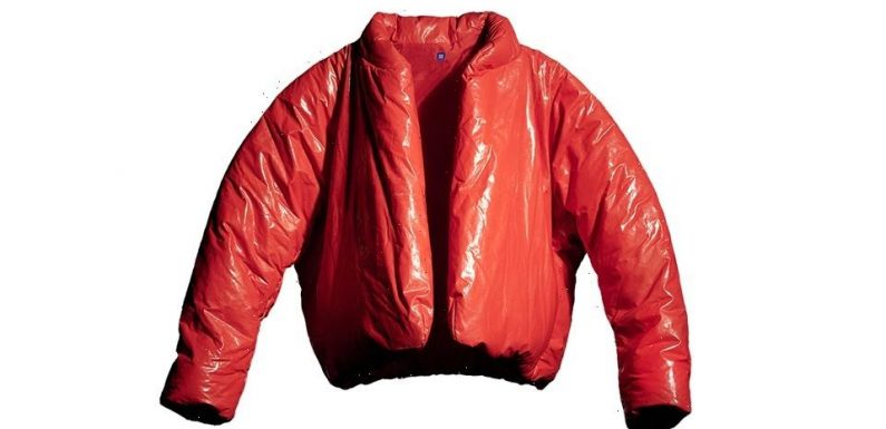 YEEZY Gap Launches U.S. Release of Red Round Jacket