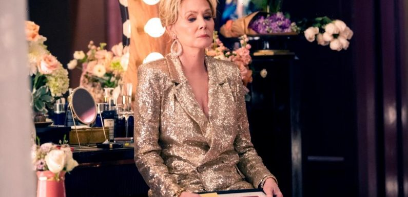 """'Hacks' Star Jean Smart Pays Emotional Emmy-Win Tribute To Late Husband Richard Gilliland; Thanks """"Creative, Brave"""" Team For Working Through Covid"""