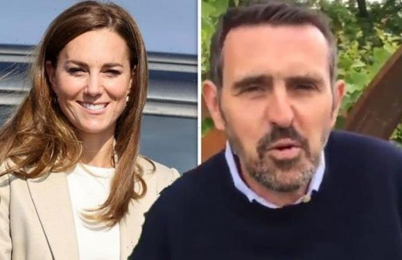 Adam Frost: Gardeners World host credits Kate Middleton after royal encounter