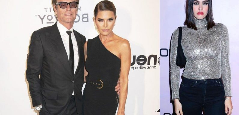 Amelia Hamlin Apologizes to Dad Harry for Nipple-Baring Look as Mom Lisa Rinna Plays It Down