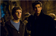 Andrew Garfield Recalls Finchers Sweet Gesture After Filming 40 Takes of Social Network Scene