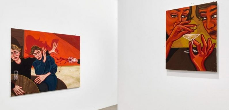 """Ania Hobson's """"I See You"""" Now Open at SETAREH X"""