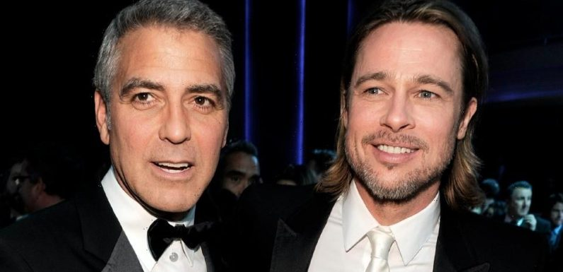 Brad Pitt and George Clooney To Reunite for New Thriller Film