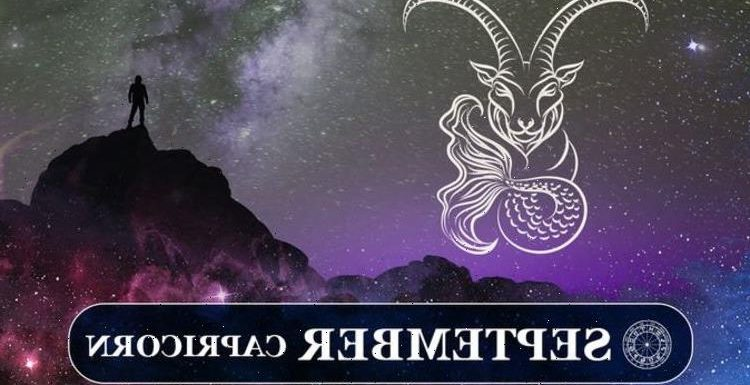 Capricorn September horoscope 2021: Whats in store for Capricorn this month?