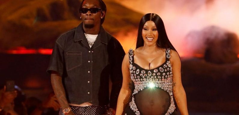Cardi B and Offset Welcome Second Child