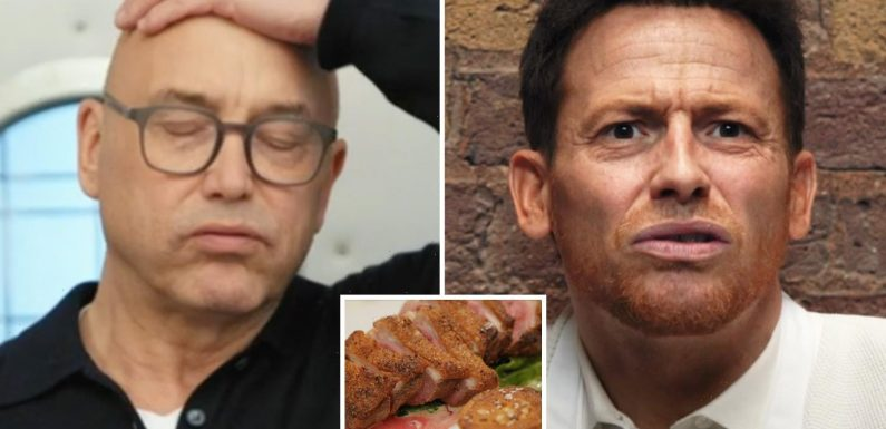 Celebrity MasterChef fans furious as Mel Sykes gets booted out despite Joe Swash serving raw duck