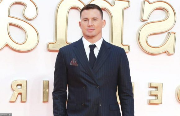 Channing Tatum Explains Why 2021 Met Gala Is Dreams Come True