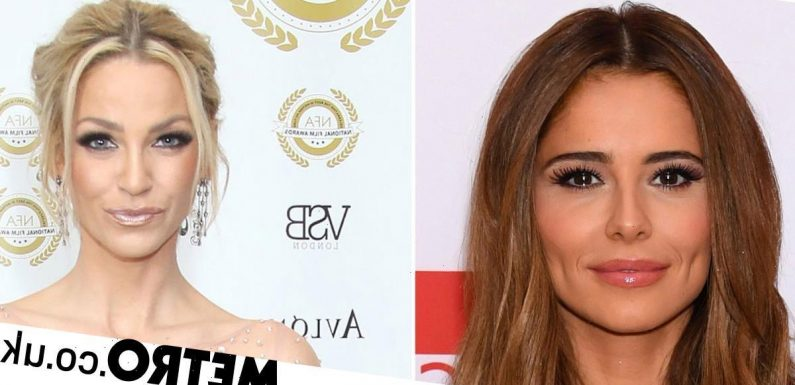 Cheryl 'lost for words' after Sarah Harding's death as she pays emotional tribut