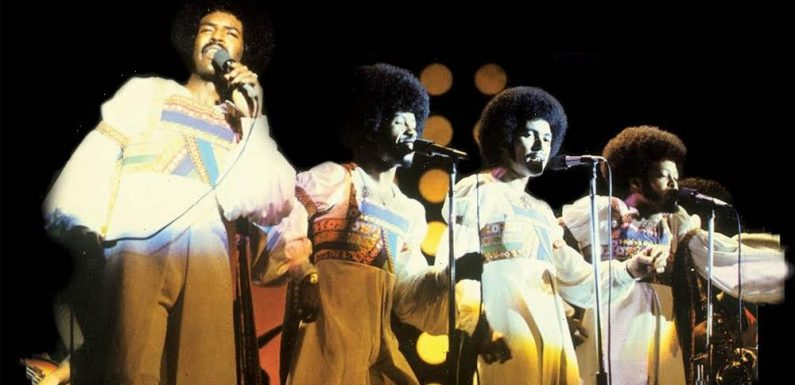 Chi-Lites Get a Star on Hollywood Walk of Fame as the World Rediscovers Their 70s R&B Classics