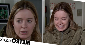 Corrie airs sad exit scenes for Abi as she leaves Kevin