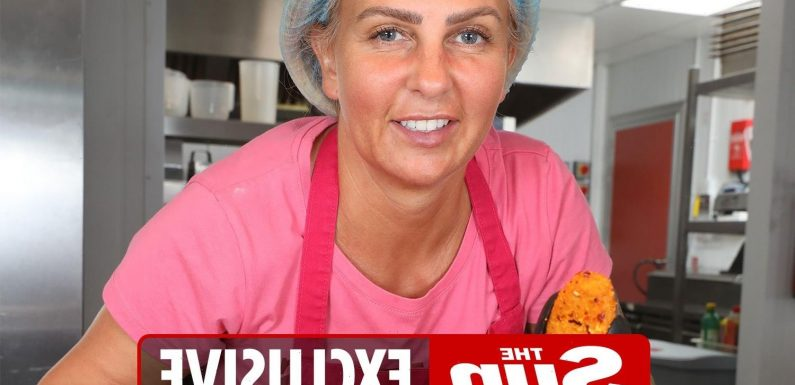 Dinner lady's homemade chicken nuggets make it to supermarket shelves after impressing Heck bosses