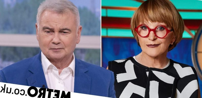 Eamonn Holmes wanted to 'knock Anne Robinson's f**king head off' after comments