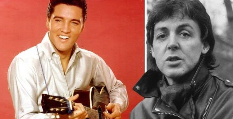 Elvis Presley was scolded by Paul McCartney for singing classic Beatles track wrong