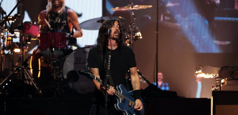 Foo Fighters' Dave Grohl: What New Song Just Brought Him to Tears – 'I Wept Like a Baby'