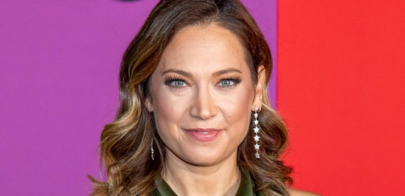 GMAs Ginger Zee claps back against negative comments regarding her outfit