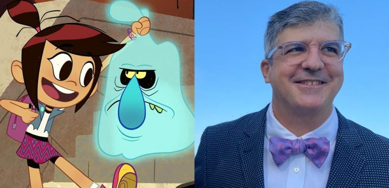 Get to Know The Ghost & Molly McGee Voice Actor Dana Snyder (Exclusive)