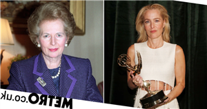 Gillian Anderson asked if she spoke to Margaret Thatcher about The Crown