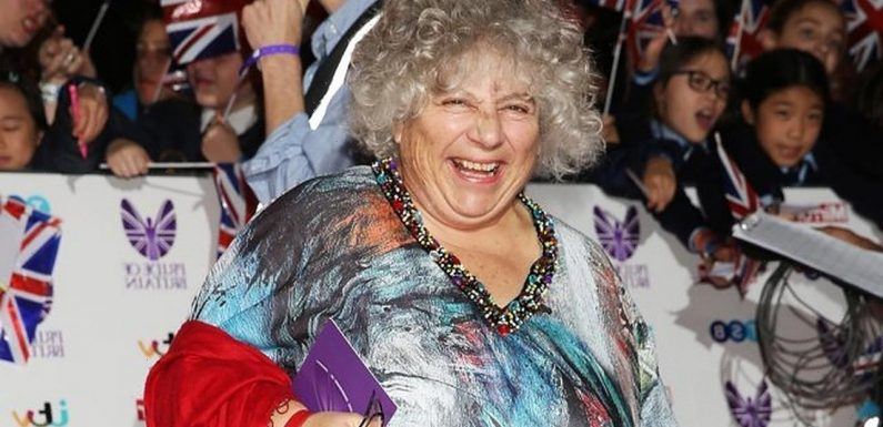 Harry Potter Star Miriam Margolyes Opens Up on Horrible Treatment by Monty Python Stars