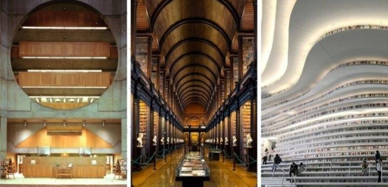 How can libraries improve our lives? Do they even need books?