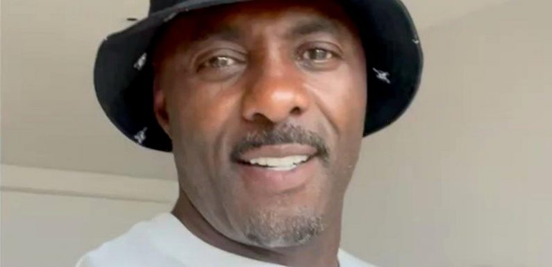 Idris Elba Steps Down as GRM Rated Awards Co-Host Over Unfortunate Isolation Circumstances