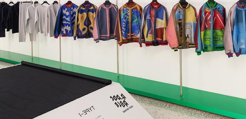 """Issey Miyake's """"In the Making"""" Exhibition Explores the Thought Behind Creativity and Design"""