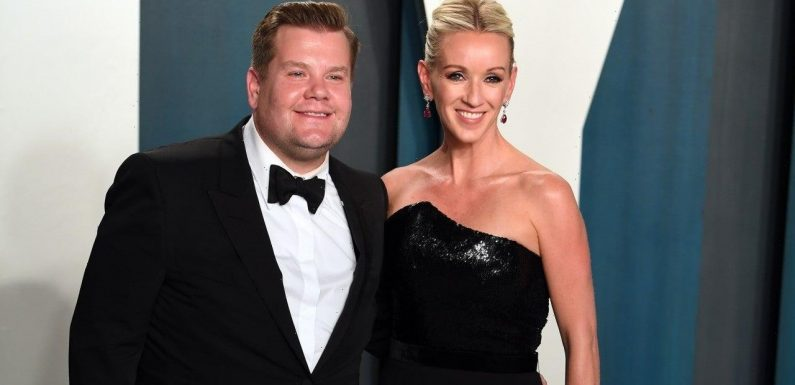 James Corden's Meet Cute With His Wife Was Totally Out of a Rom-Com