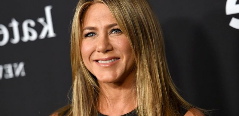 Jennifer Aniston reveals she's ready for first relationship in years after rumors she's back together with Brad Pitt