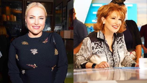 Joy Behar Seems To Make Jab At Meghan McCain After Leaving The View Live On-Air