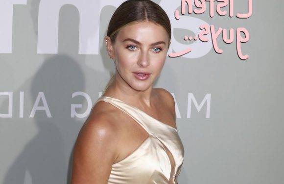 Julianne Hough Responds To The Activist Backlash After Followers Resurface Her 2013 Blackface Controversy