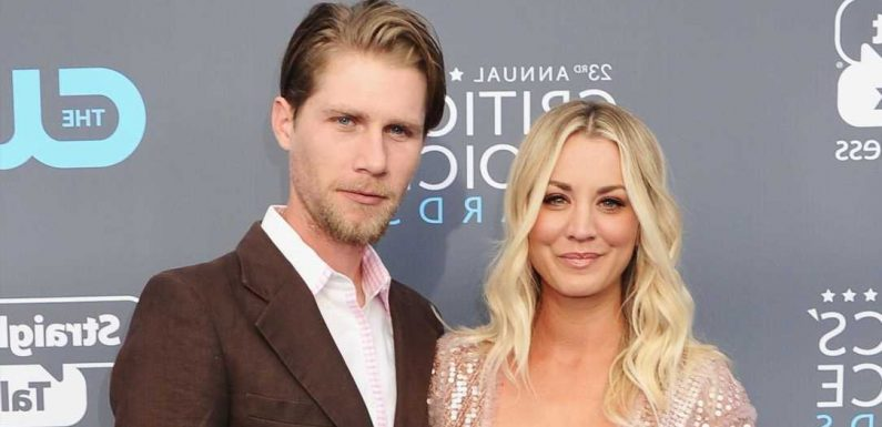 Kaley Cuoco and Karl Cook Just Announced They're Getting a Divorce